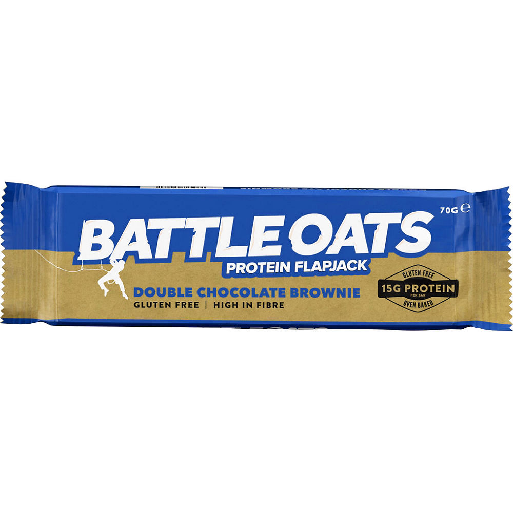 Image of Nutrition Battle Oats Flapjacks (12 x 70 g)