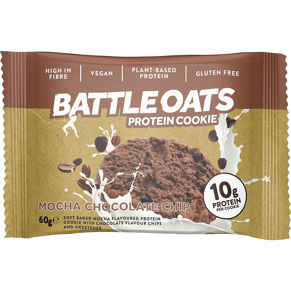 Image of Nutrition Battle Oats Cookies (12 x 60 g) - 12 x 60g