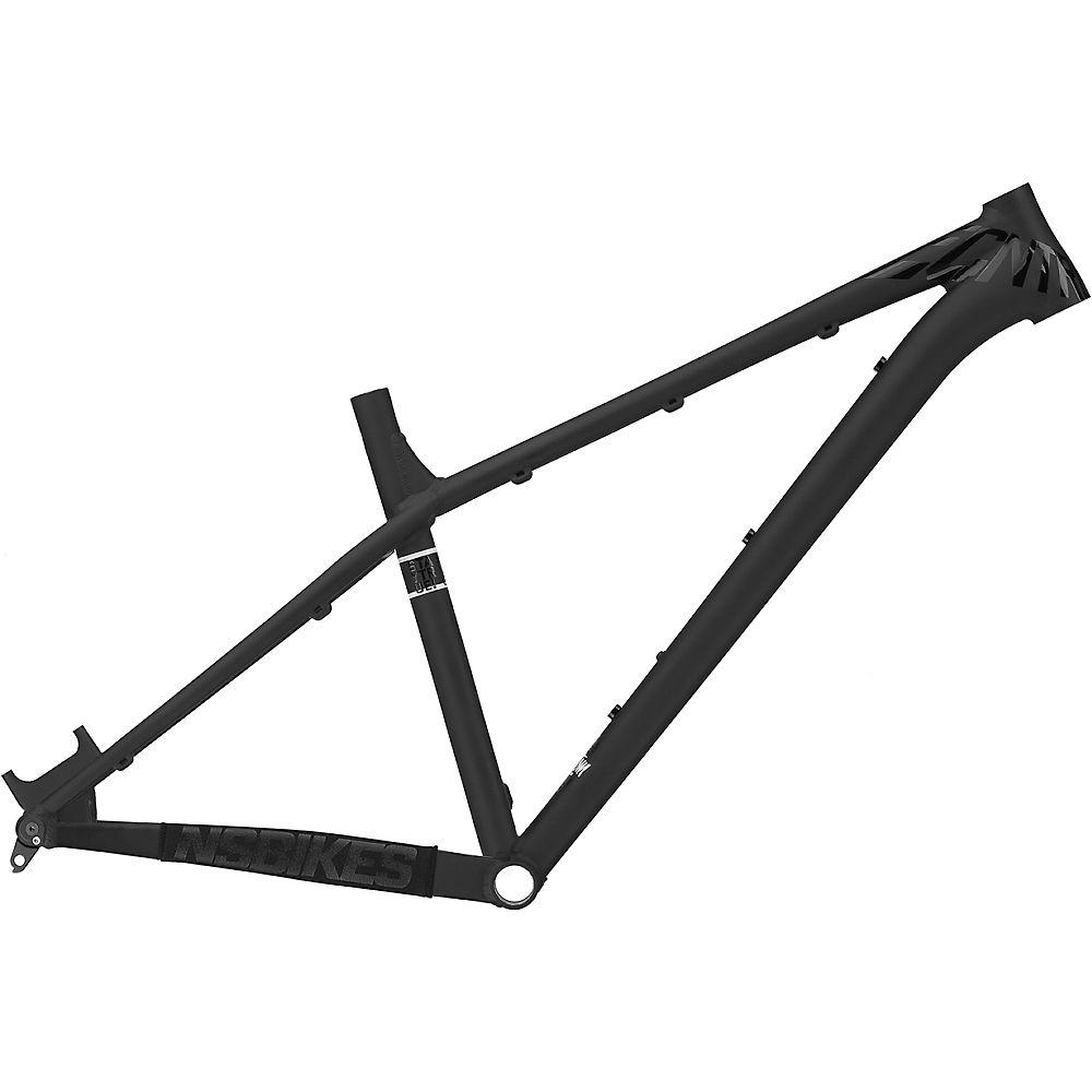 Image of Cadre NS Bikes Eccentric Alu EVO (27,5 pouces) 2019 - Noir plat