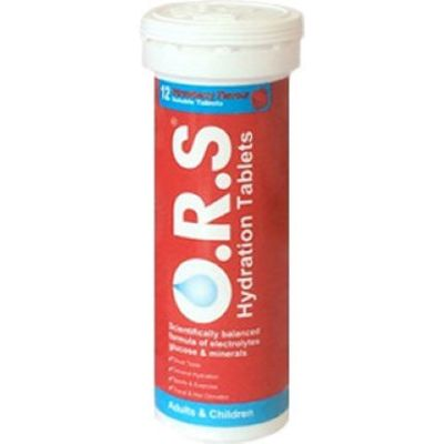 O.R.S - Hydration | electrolytes tabs