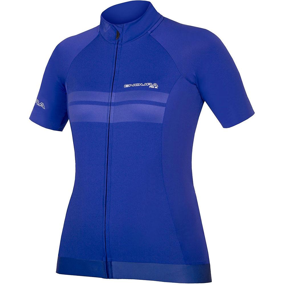 Endura Womens Pro Sl Short Sleeve Jersey - Colbalt Blue - Xs  Colbalt Blue