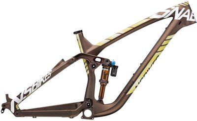 Cuadro de carbono NS Bikes Snabb 160 (con soporte DPX2) 2018
