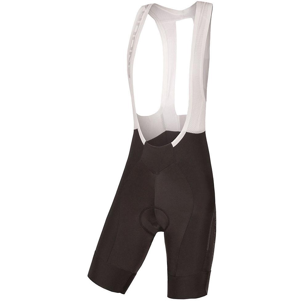 Endura Women's Pro SL DS Bib Shorts (Med Pad) - Black, Black