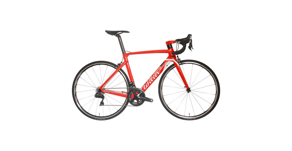 1ac07f74f17 Wilier Cento 10 Air Ultegra Di2 Road Bike 2018 | Chain Reaction Cycles