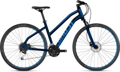 Bicicleta urbana de mujer Ghost Square Cross 2.8 2018