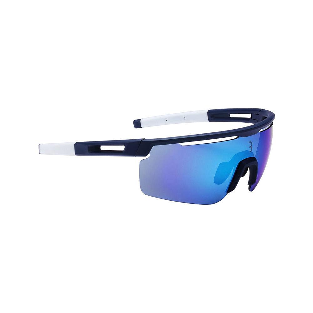 bbb avenger sunglasses - matte blue
