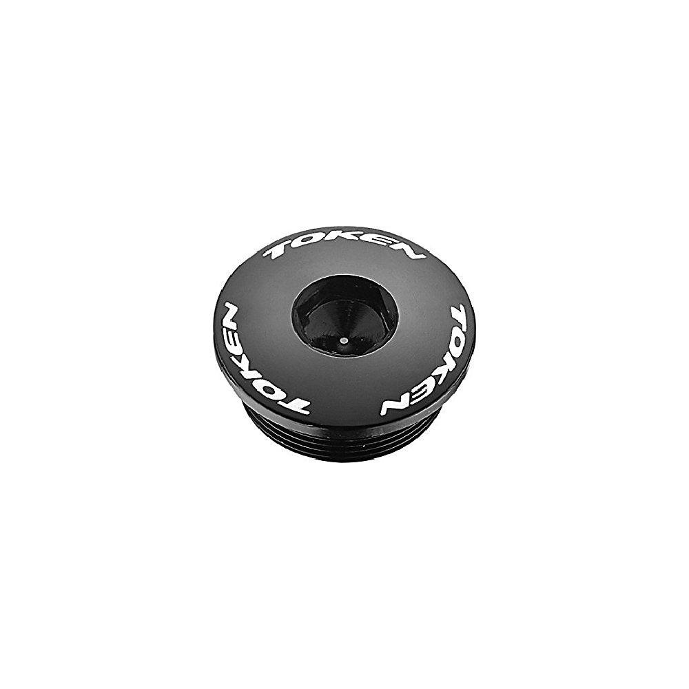 Token TK-B2009 Chainset Hex Bolt (Shimano) - Black, Black