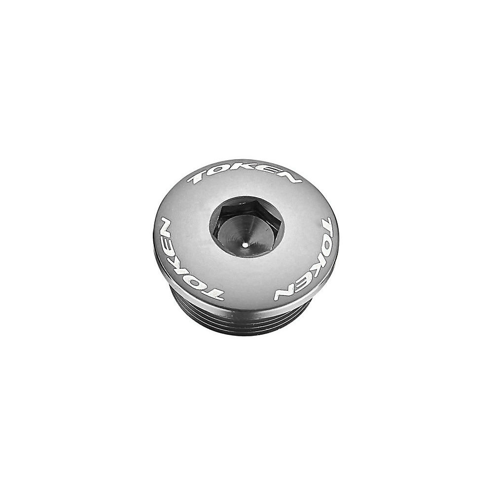 Token Tk-b2009 Chainset Hex Bolt (shimano) - Silver  Silver