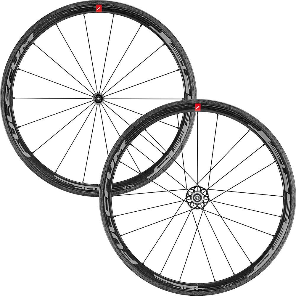 Juego de ruedas de carbono de carretera Fulcrum SPEED 40C C17 - Shimano, Carbono