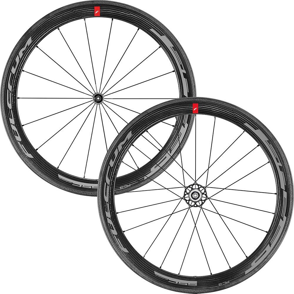 Juego de ruedas de carbono de carretera Fulcrum SPEED 55C C17 2020 - Shimano, Carbono