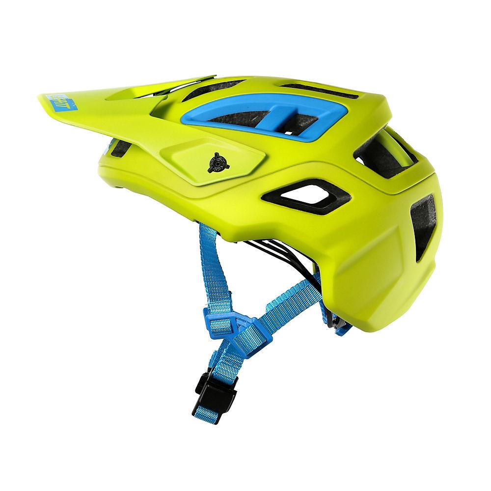 Leatt DBX 3.0 All Mountain Helmet 2018 – Lime – S, Lime
