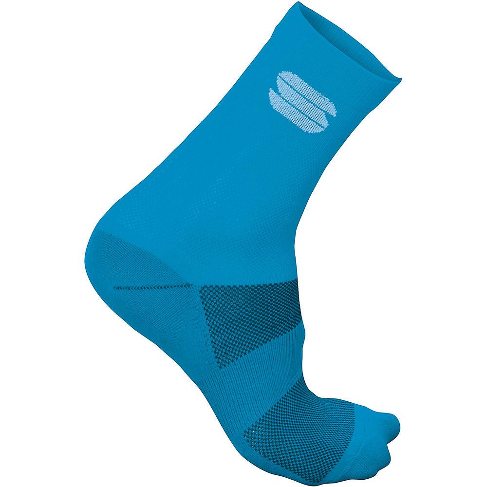Sportful Ride 15 Socks - Blue Atomic - Xl  Blue Atomic