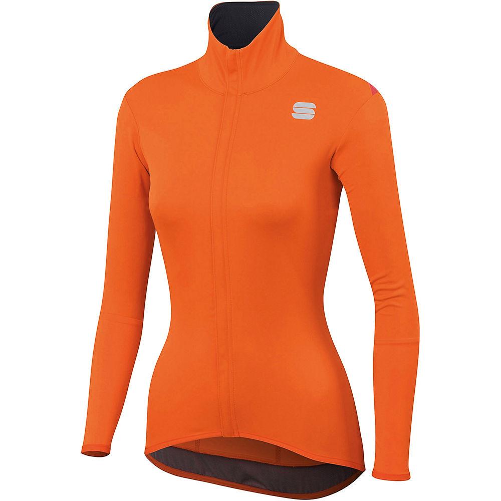 Sportful Womens Fiandre Light Norain Top  - Orange Sdr - Xxl  Orange Sdr