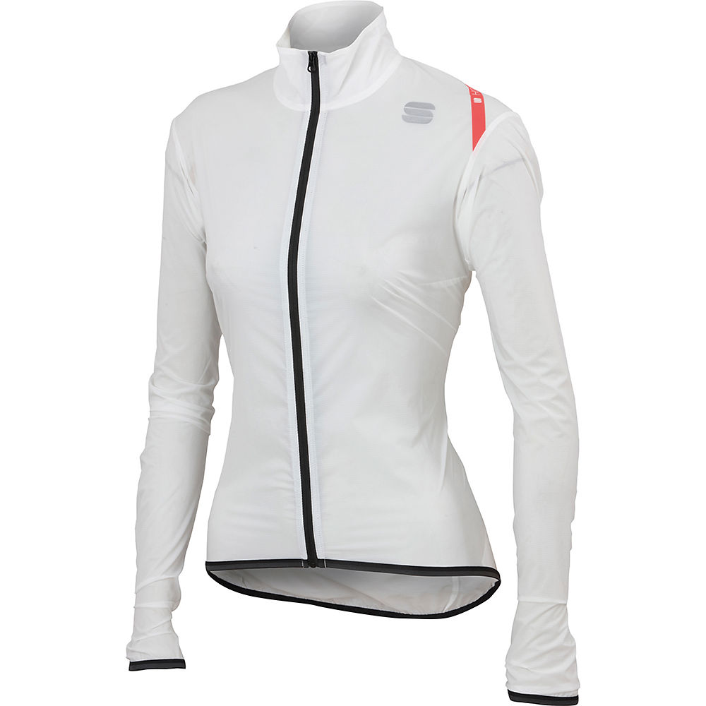 Sportful Womens Hot Pack 6 Jacket - White - Xl  White