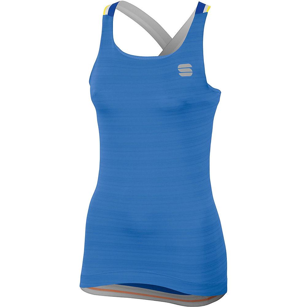 Sportful Womens Grace Top  - Parrot Blue-blue Cosmic  Parrot Blue-blue Cosmic