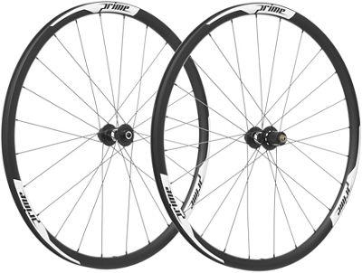 Juego de ruedas para cubierta Prime RR-28 V2 Carbon Disc - Blanco - 700c, Blanco