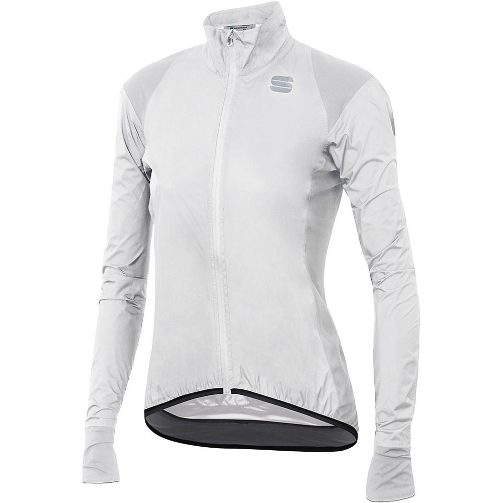 Sportful Womens Hot Pack Norain Jacket - White 2  White 2