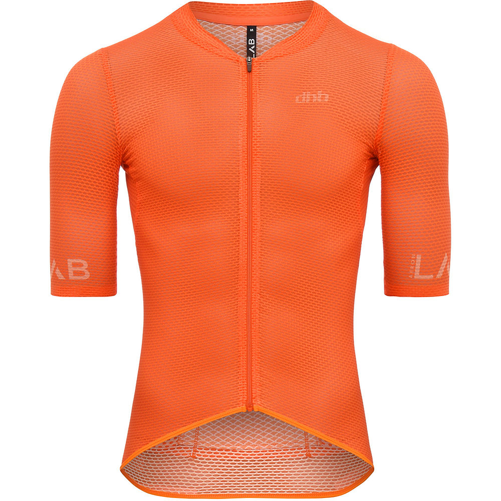 dhb Aeron Lab Ultralight SS Jersey – Orange – M, Orange