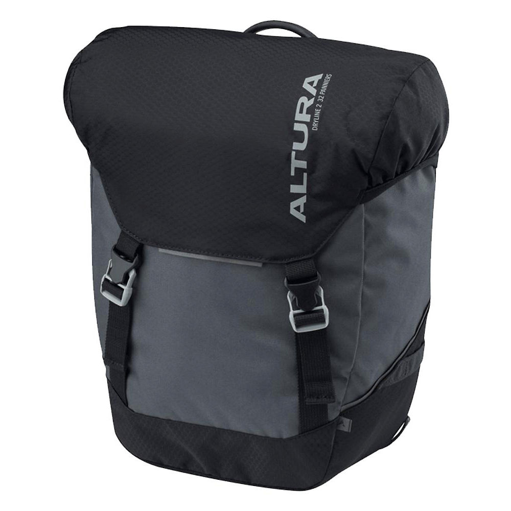 Altura Dryline 2 32 Pannier Bags – Pair – grey-black, grey-black