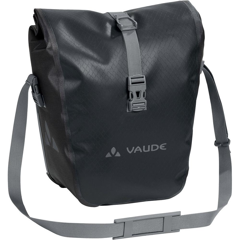 Vaude Aqua Front Pannier Bags – Pair – Black – One Size, Black
