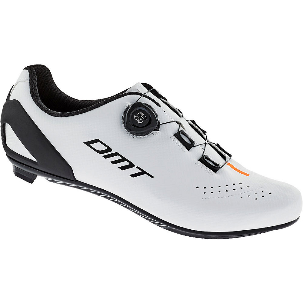 Image of Chaussures de route DMT D5 2018 - Blanc-Noir - EU 37