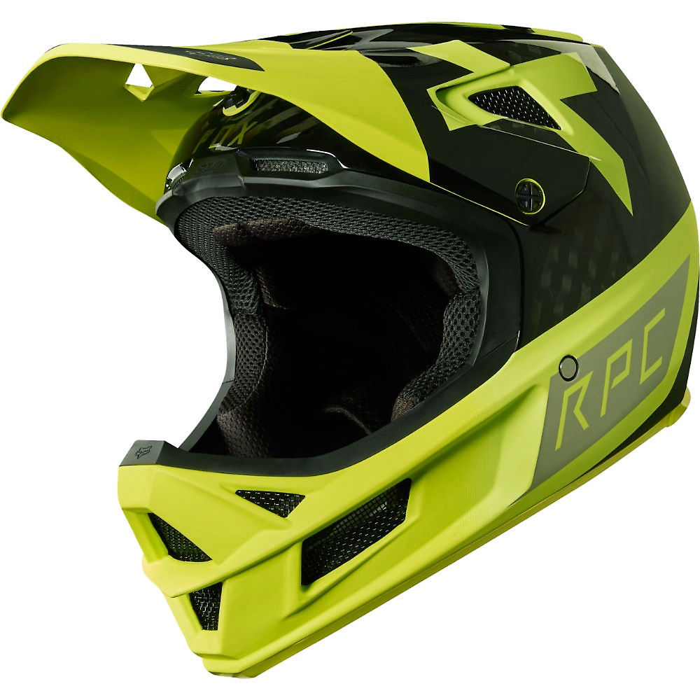 Fox Racing Rampage Pro Carbon MIPS Preest Helmet SS18