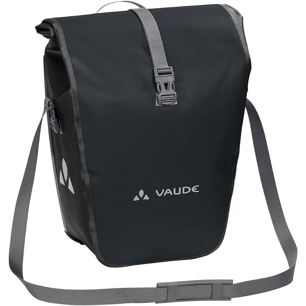 Vaude Aqua Rear Pannier Bags – Pair – Black – One Size, Black
