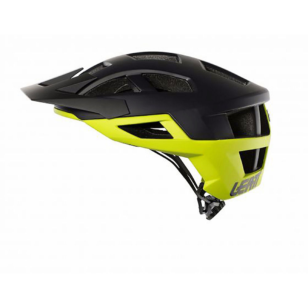 Image of Casque Leatt DBX 2.0 - Granite-Lime, Granite-Lime