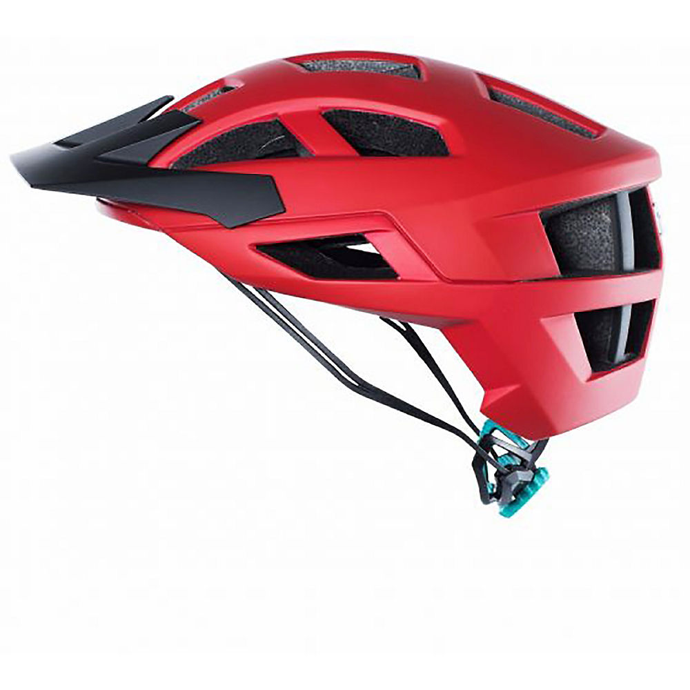 Image of Casque Leatt DBX 2.0 - Granite-Red, Granite-Red