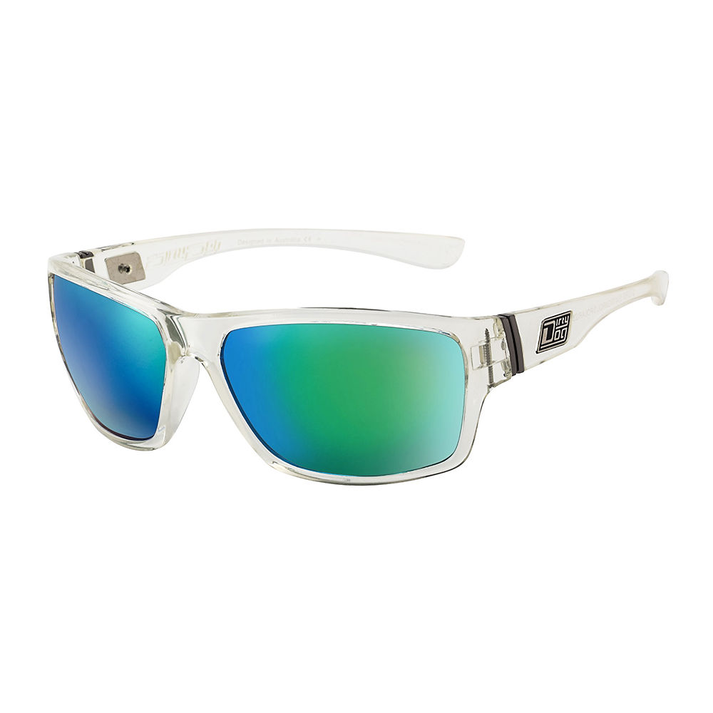 Image of Lunettes de soleil Dirty Dog Storm - Crystal, Crystal