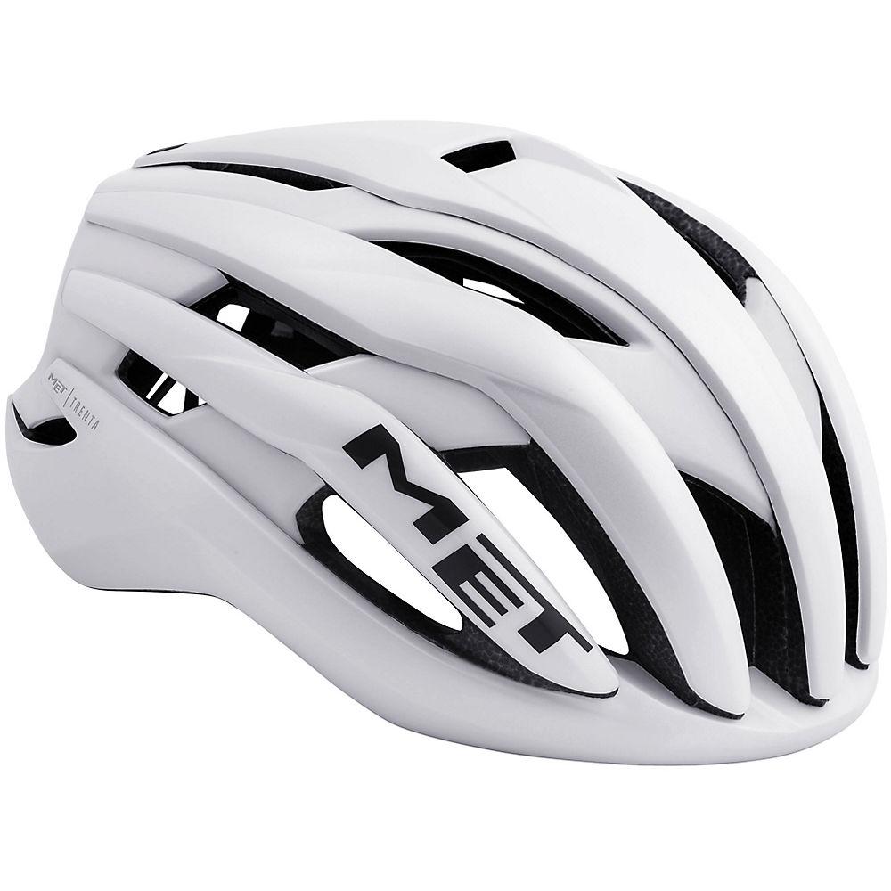 Met Trenta Road Helmet 2018 - White - S  White