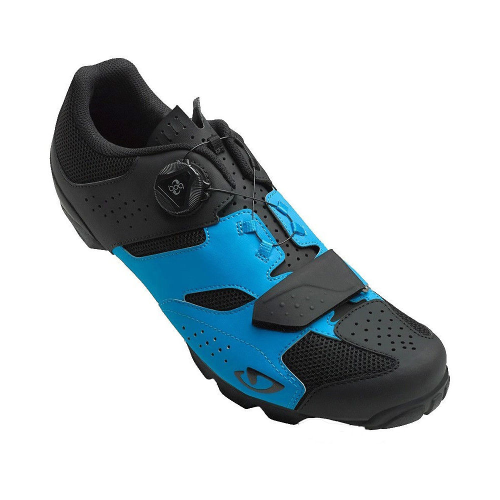Image of Giro Cylinder Mountain Bike Shoes - Blue / Black / EU43