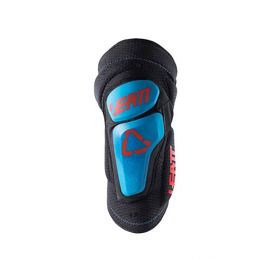 Leatt Knee Guard 3df 6.0 - Fuel - Black - Xxl  Fuel - Black