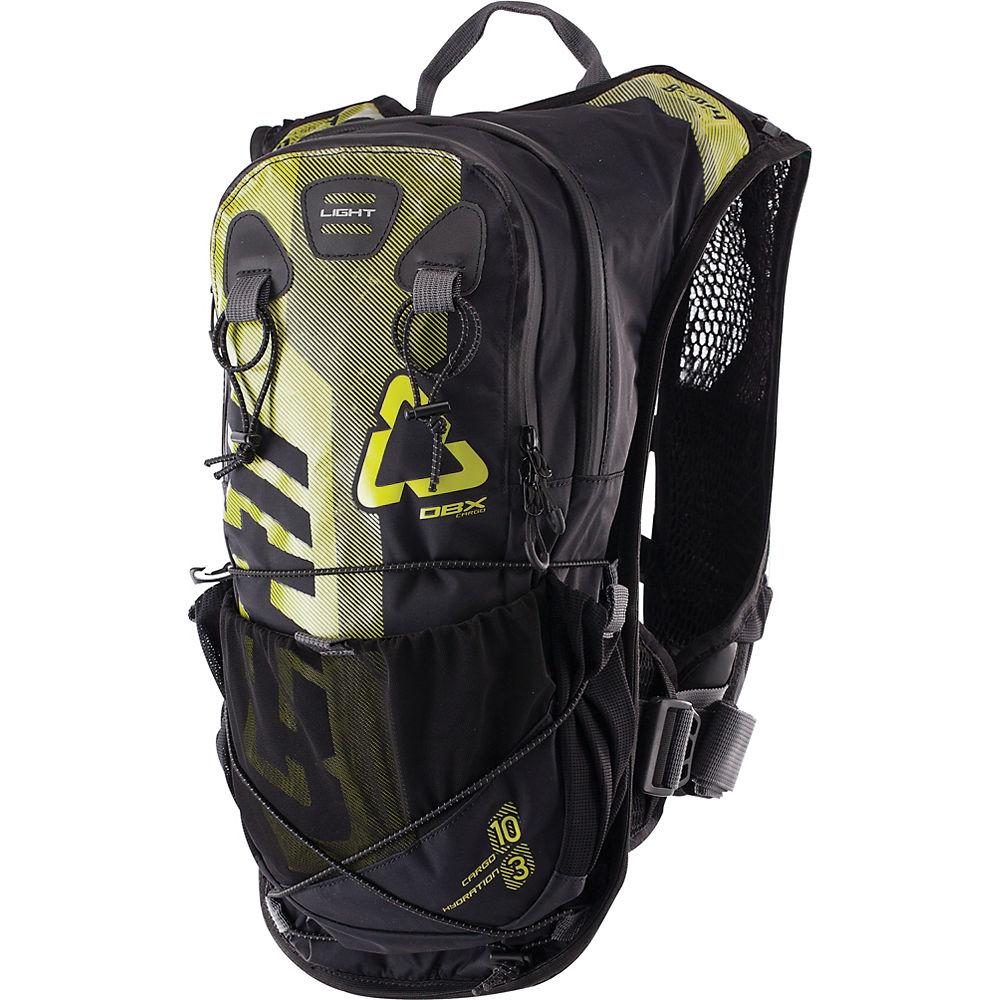 Leatt Hydration DBX Cargo 3.0  – Black-Lime – One Size, Black-Lime