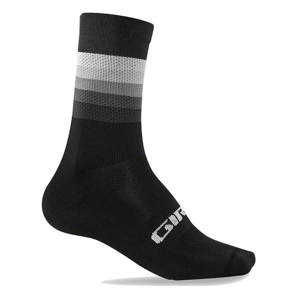 Giro Comp Racer High Rise Socks - Black Heatwave, Black Heatwave