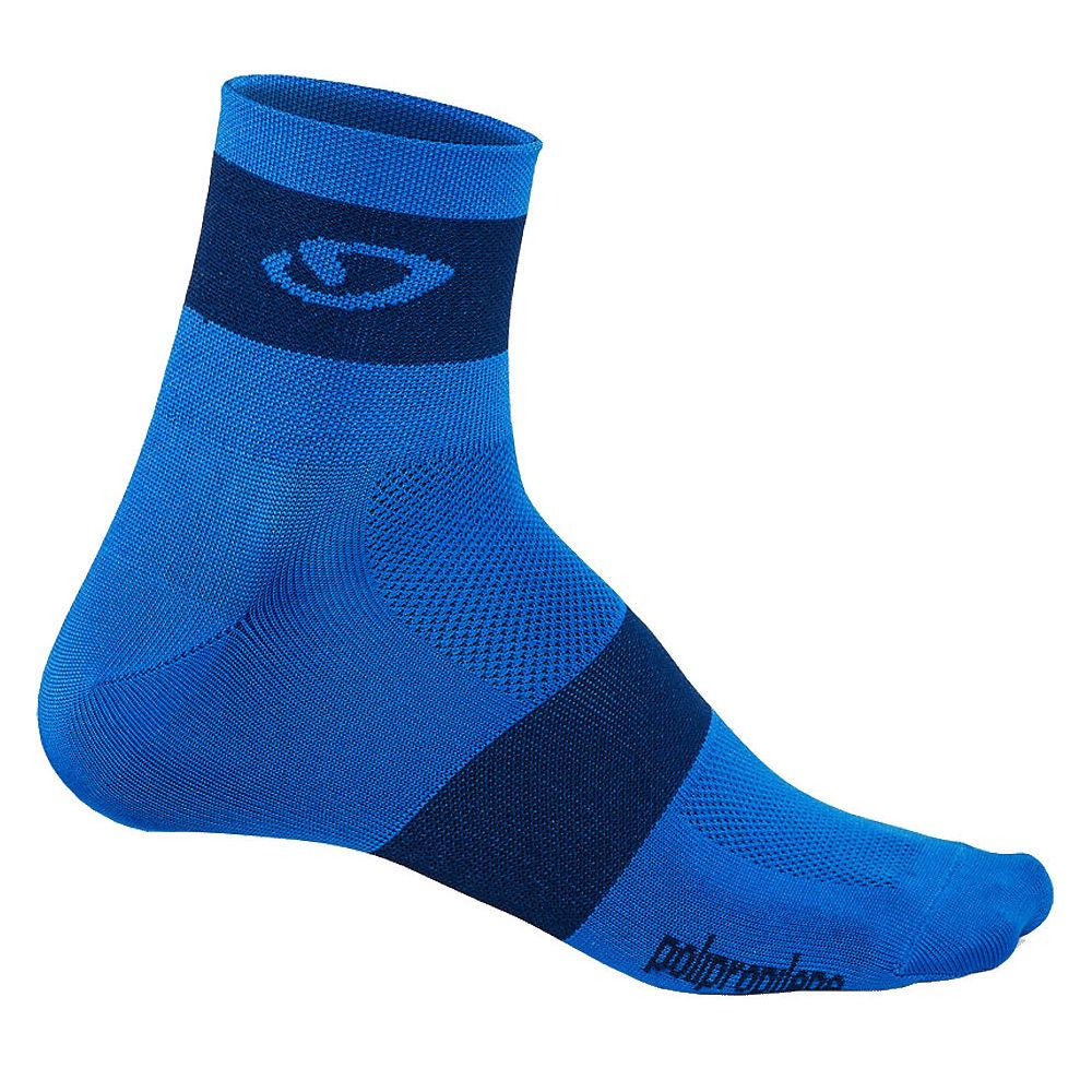 Giro Comp Racer Socks  - Blue-Midnight - XL, Blue-Midnight