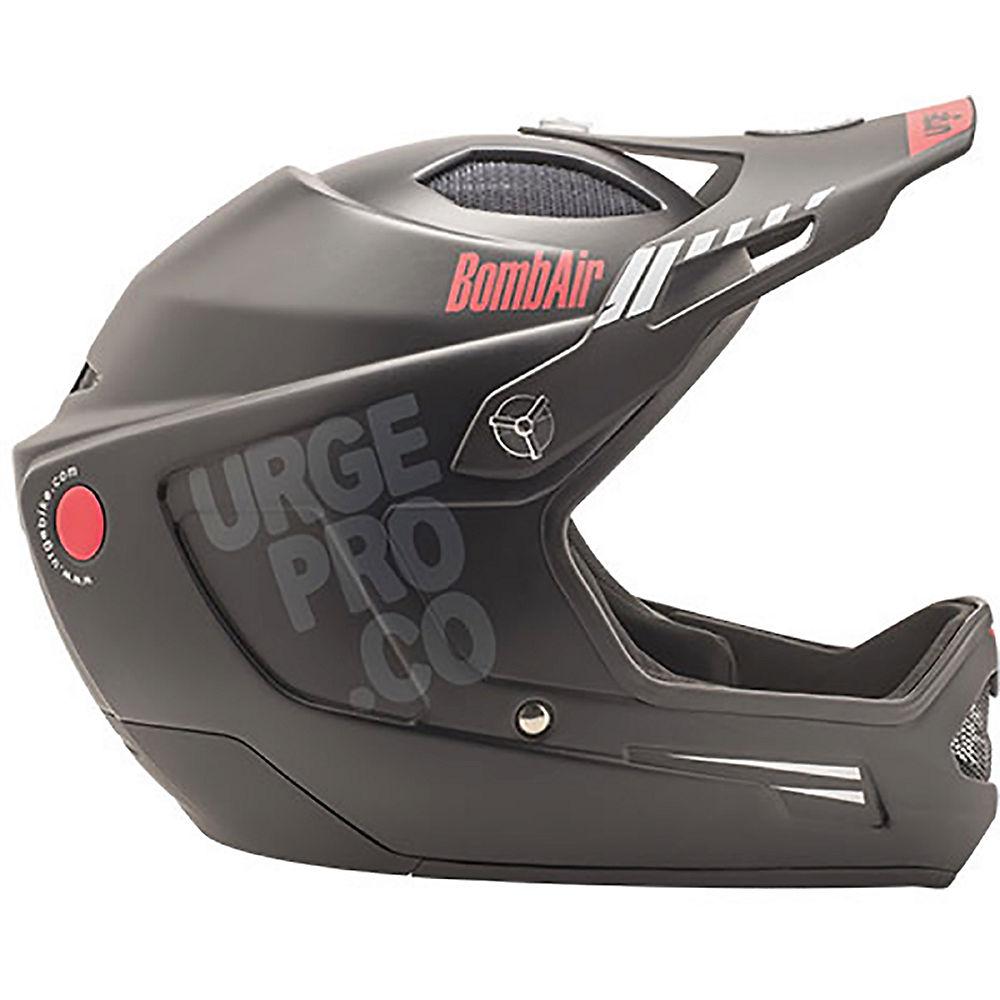 Urge BombAir Helmet – Black – XS, Black