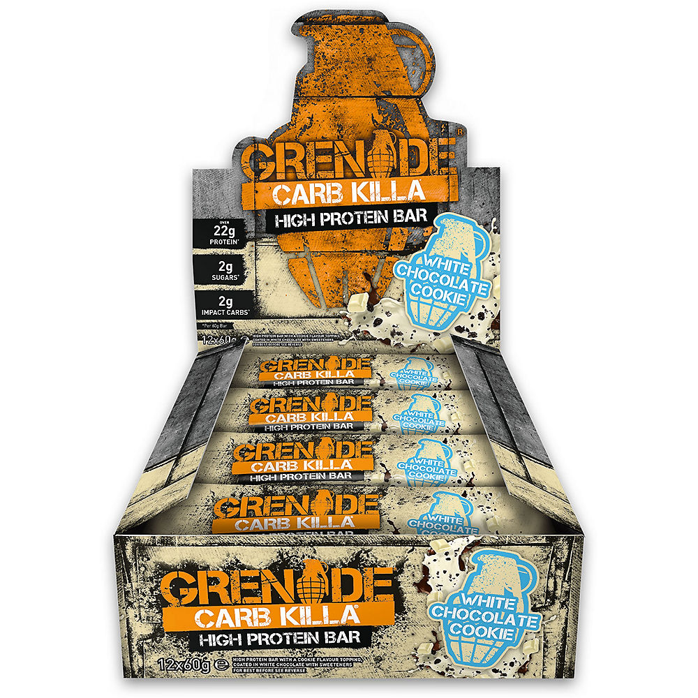 Image of Barres Grenade Carb Killa (12 x 60 g) - 12 x 60g