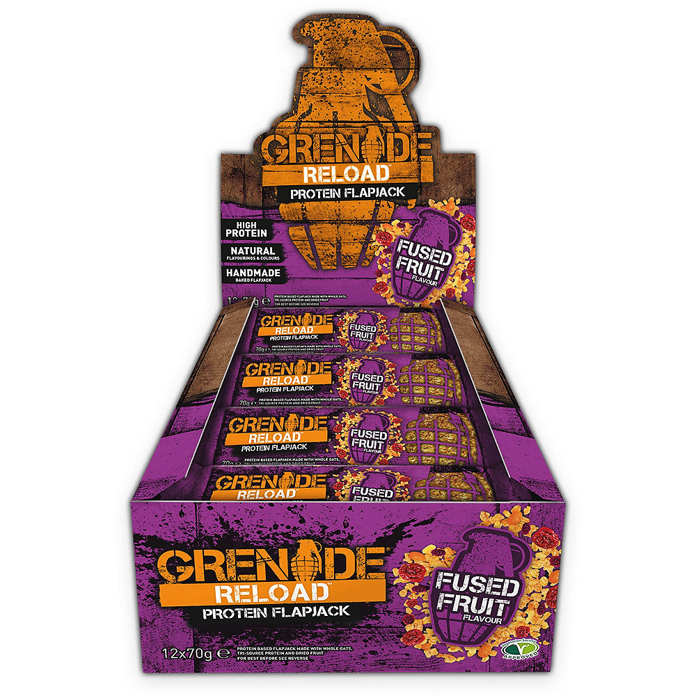 Image of Galette Grenade Reload (12 x 70 g) - 12 x 70g