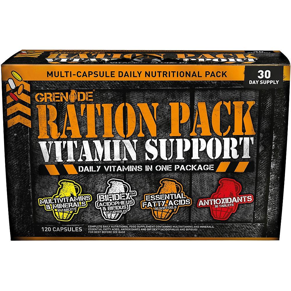 Grenade Ration Pack Vitamins (120 Capsules)