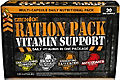Grenade Ration Pack Vitamins (120 capsules)