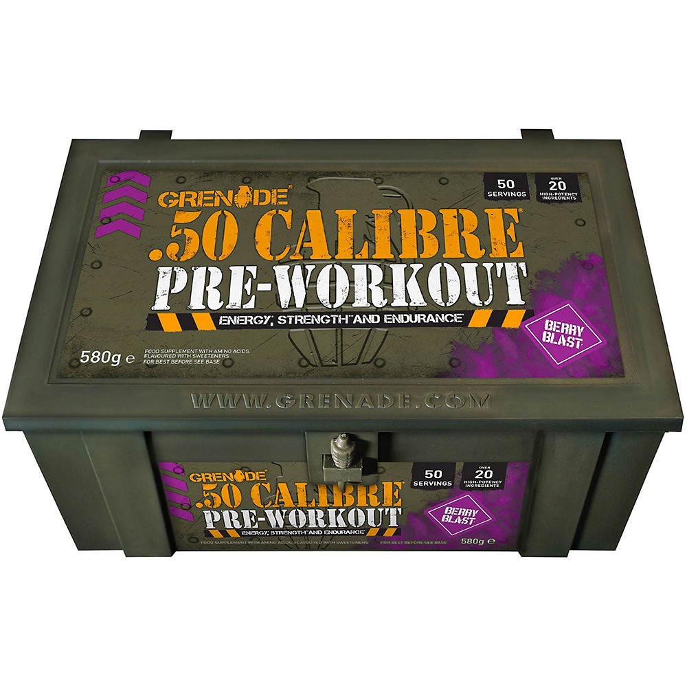 Image of Alimentation Grenade 50 Calibre Ammo Box (580g), n/a