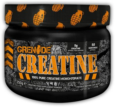 Bote de creatina Grenade (250 gr)