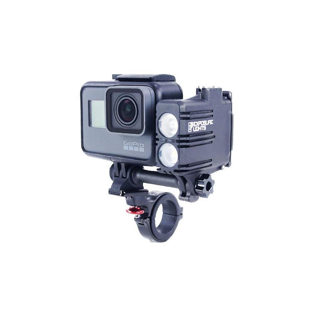 Luz de cámara de acción Exposure Capture