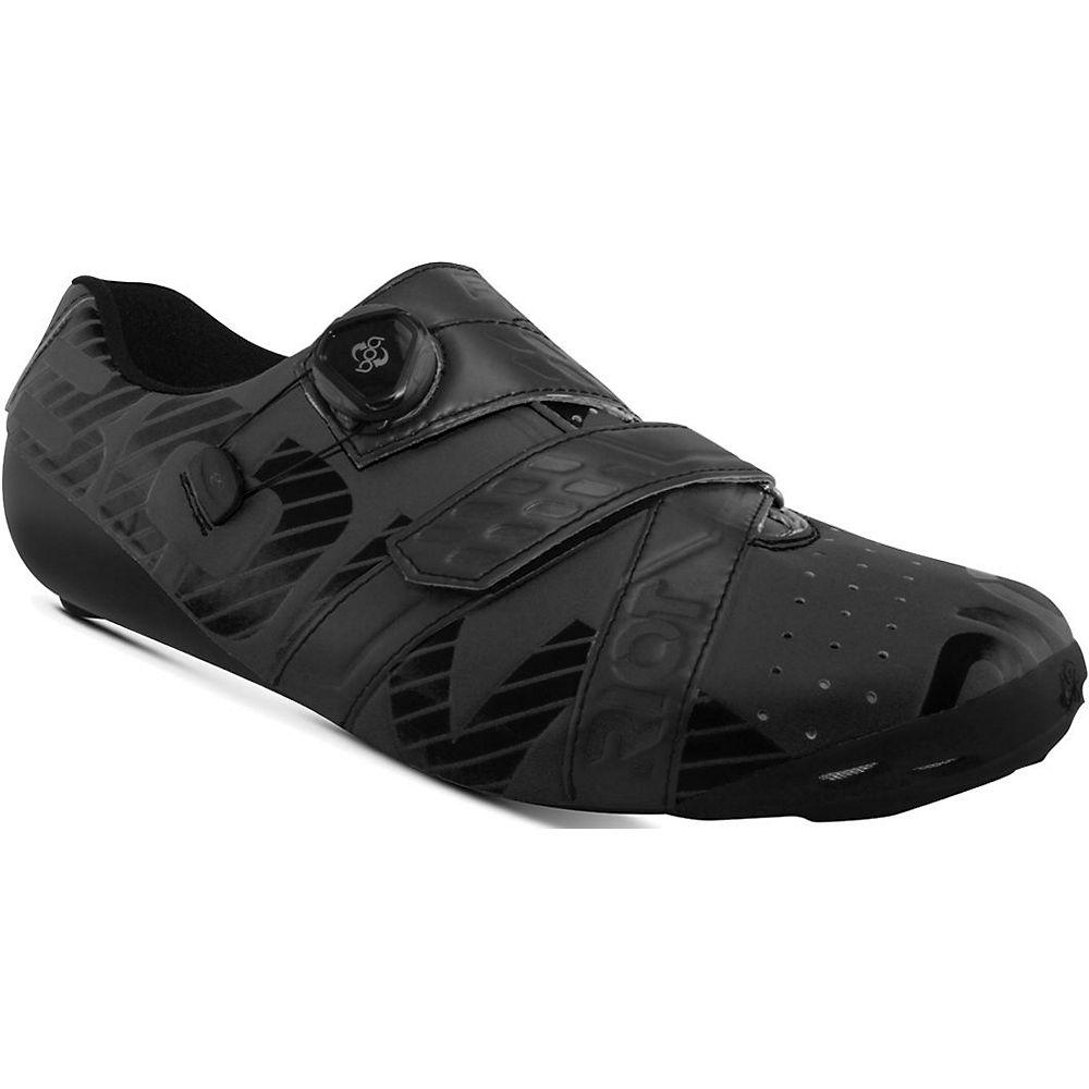 Bont Riot Road+ (boa) Cycling Shoe - Black-black - Eu 40  Black-black
