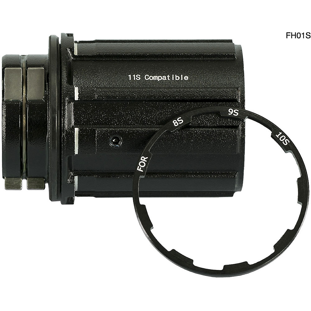 Pro-lite Replacement Shimano Freehub Bodies - Black - Fh02s  Black