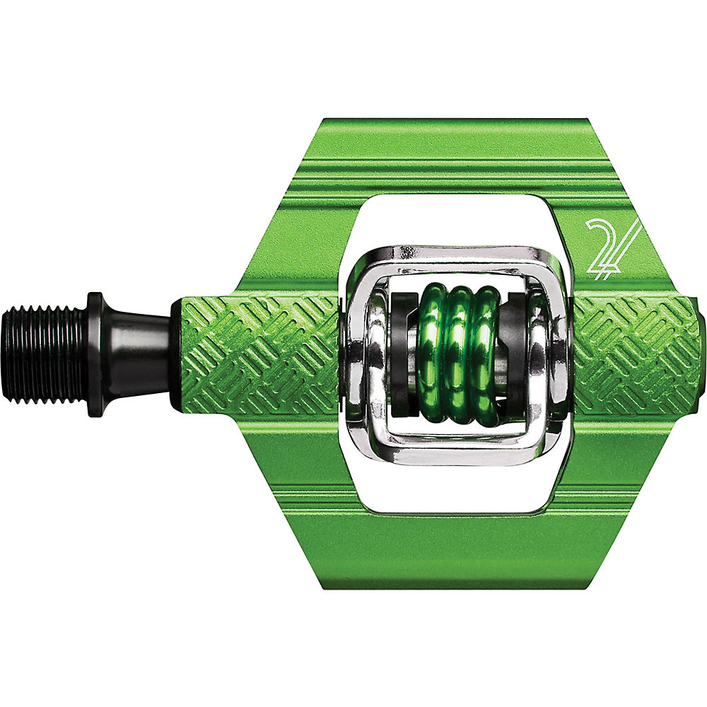 Image of Pedali MTB crankbrothers Candy 2 Clipless - verde, verde
