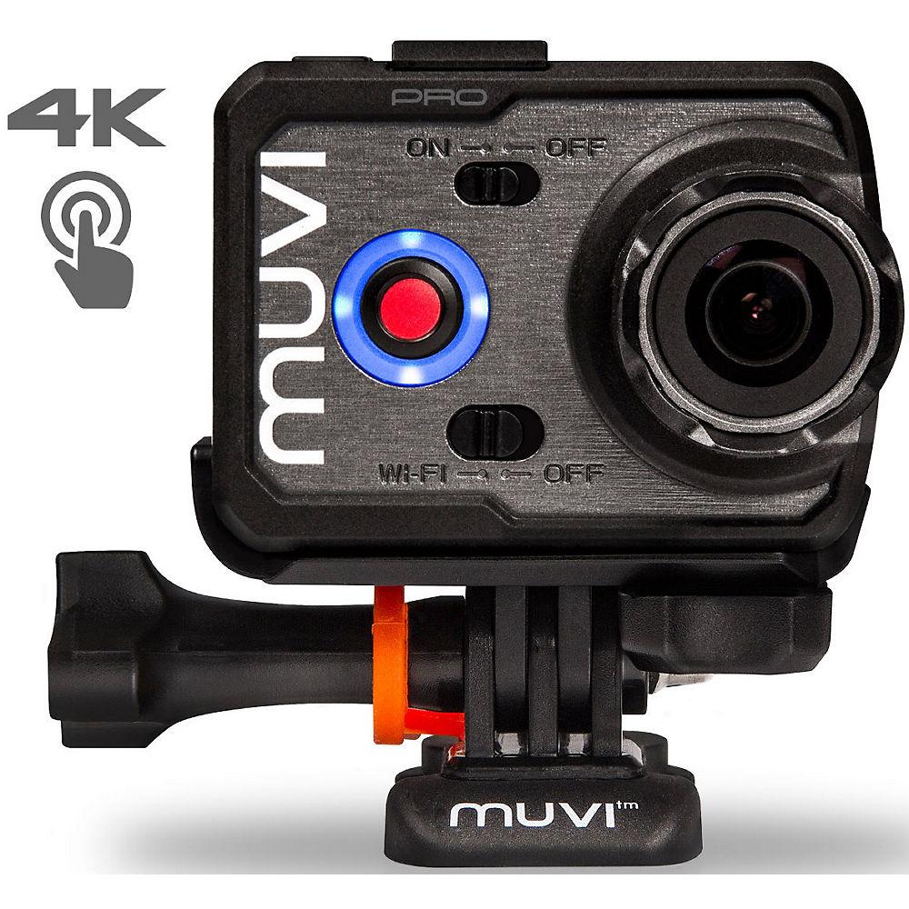 Conjunto de cámara de acción Veho Muvi K-2 Pro (4K) 2017