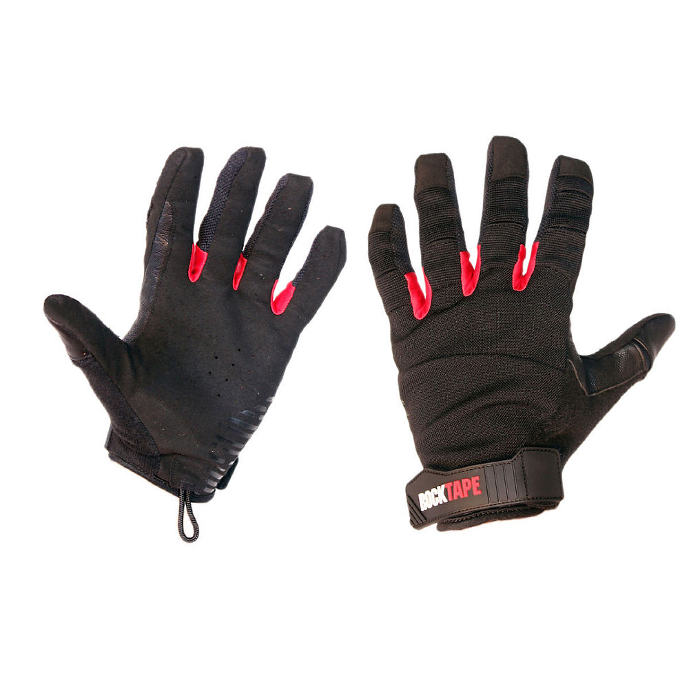 Guantes RockTape G-Loves - Negro - Extra Small, Negro