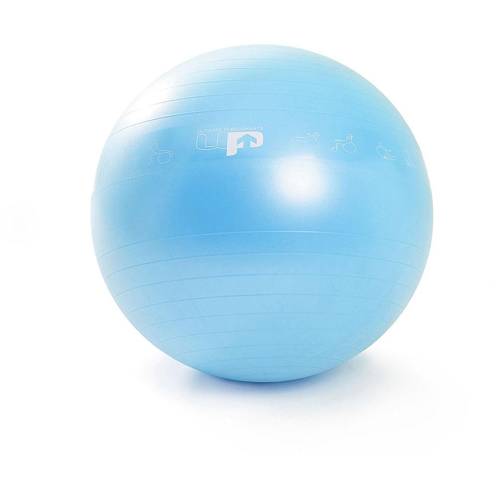 Image of Ballon de gym Ultimate Performance (75 cm) - Bleu, Bleu
